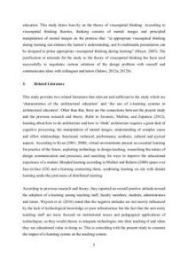 sample of a journal article critique